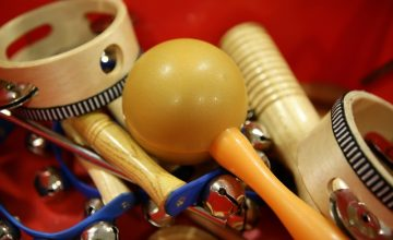 Mixed Percussion Instruments